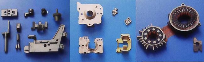 メタルインジェクション(MIM 射出成形粉末冶金)