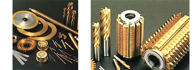 切削工具、治工具の製作及び再研磨