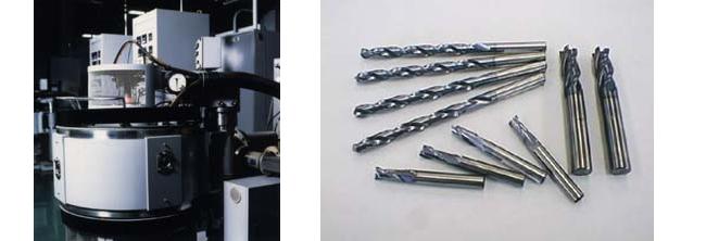 ホローカソード方式イオンプレーティグ装置